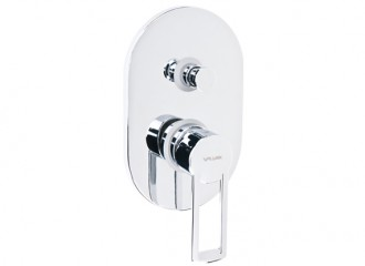 LIBRA Concealed bathtub and shower mixer