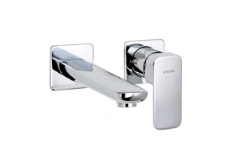 LOFT Concealed wall-mounted basin mixer