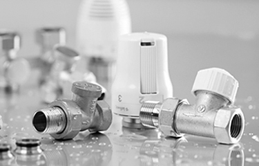 Central heating system fittings