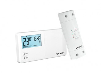 PROFF Tygodniowy regulator temperatury, bezprzewodowy