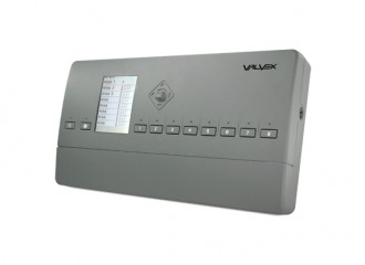 PROFF 8-channel heating control panel – wireless