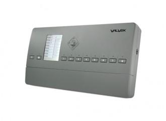 PROFF 8 kanałowa centrala sterowania ogrzewaniem podłogowym LCD, bezprzewodowa