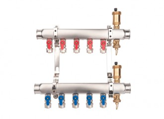 BASE Manifold set