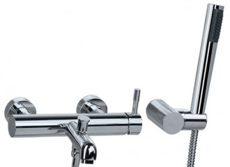 VEGANE Wall mounted bath mixer