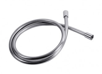 CARRÉ Shower hose PCV SilverShine