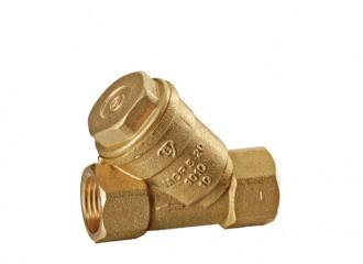 V-GAS Filtr do gazu mosiężny