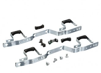 BASE Steel bracket for manifolds