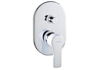 DALI WHITEConcealed bathtub and shower mixer tap