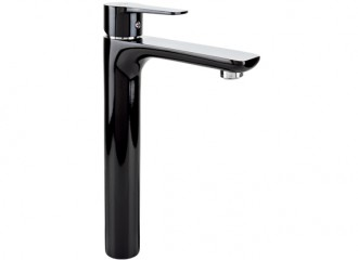 DALI BLACK Washbasin high mixer