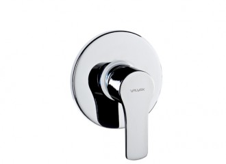 DALI BLACK Concealed shower mixer