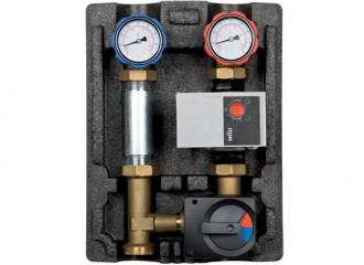 PROFFmix Pumping mixing unit