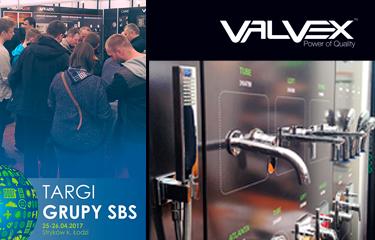 VALVEX na 6 Targach Grupy SBS!