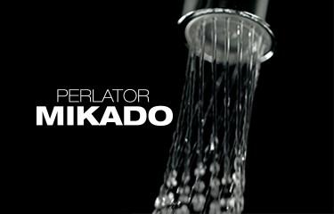 Odkryj hipnotyzujący strumień perlatora MIKADO!
