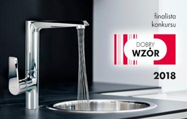 Bateria kuchenna QUASAR z perlatorem Mikado finalistką konkursu Dobry Wzór 2018!
