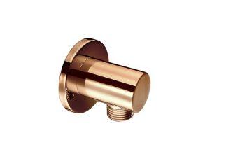 ROUND ROSE GOLD Comutator unghiular
