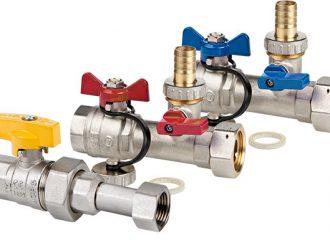 SPIN&ORION SET Zestaw podłączeniowy pod kocioł CO i GAZ