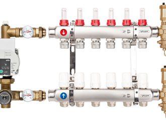 BASE distributor unit, PROFF pump group