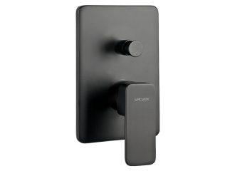 LOFT BLACK bateria podtynkowa, wannowo-natryskowa